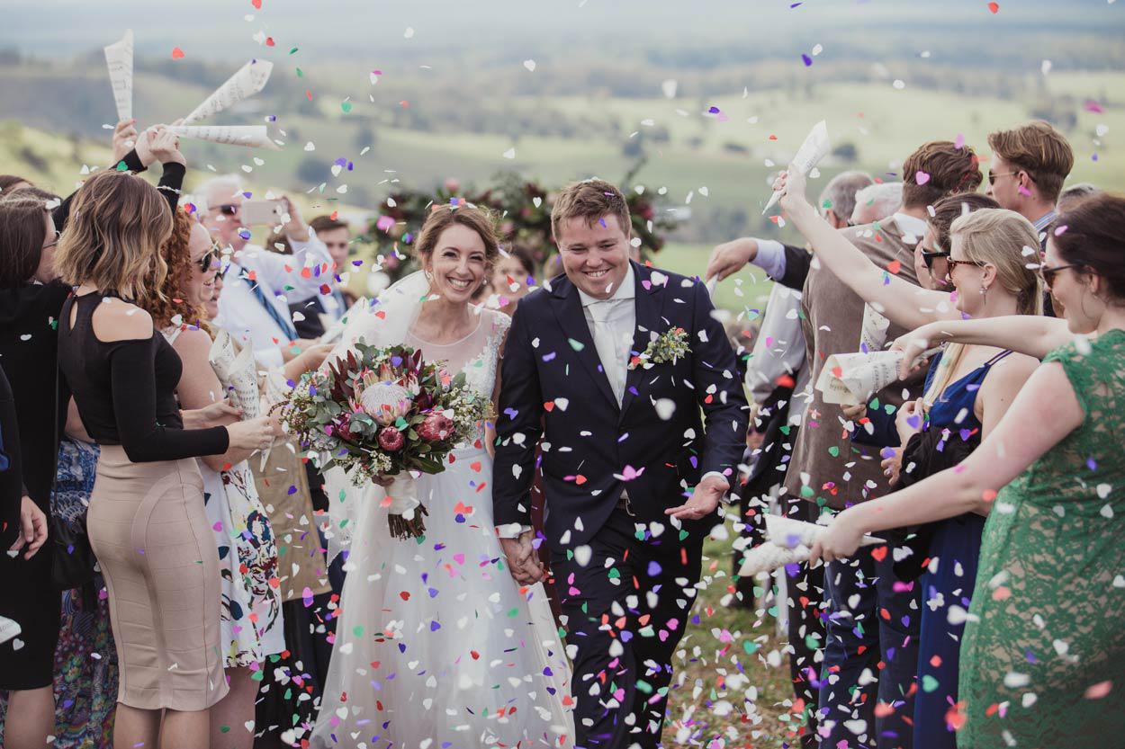 Noosa Hinterland, Sunshine Coast Pre Wedding Photographers - Brisbane, Australian Elopement
