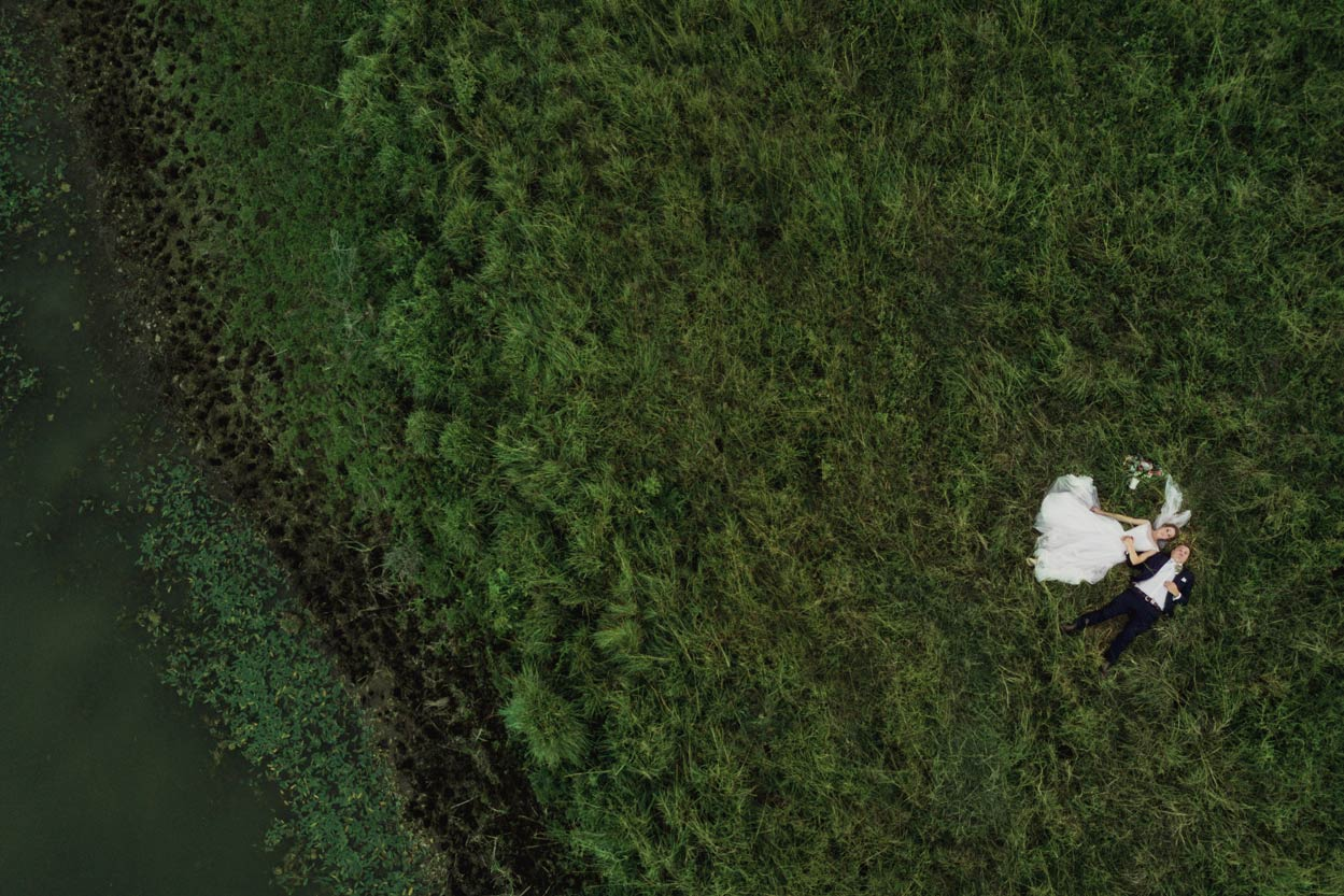 Best Modern Noosa Wedding Drone Photographer Destination - Sunshine Coast, Brisbane, Australian