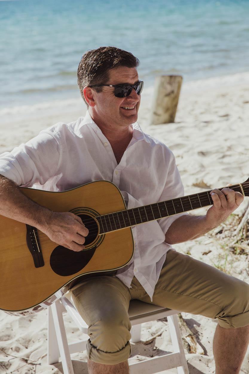 Natural Noosa Beach Destination Wedding - Sunshine Coast, Brisbane, Australian Elopement Photographers