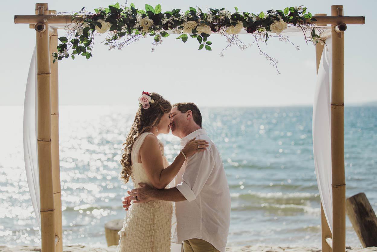 Fraser Island, Brisbane Destination Wedding Photographer - Queensland, Australian Elopement
