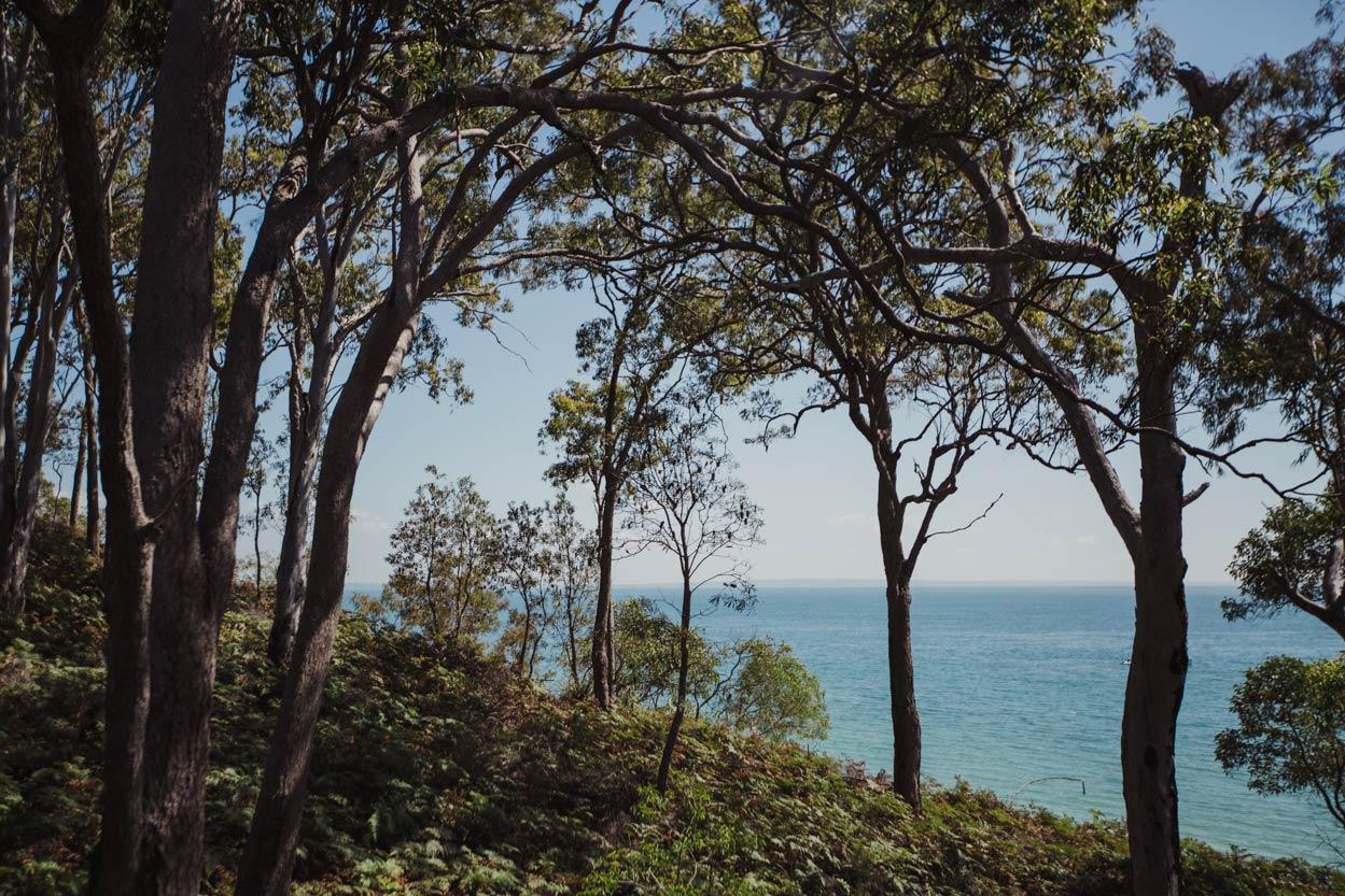 Perfect Fraser Island Pre Destination Wedding Photographer - Sunshine Coast, Brisbane, Australian