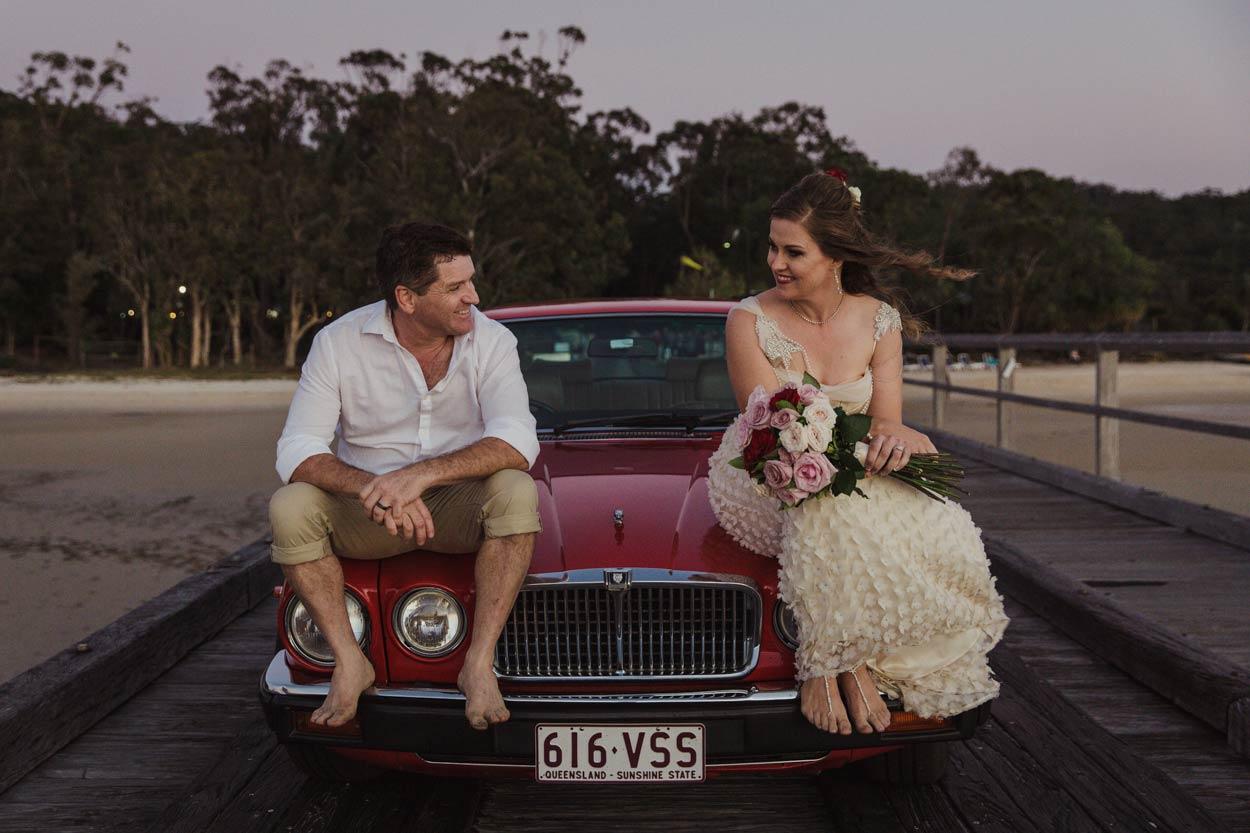 Mooloolaba, Sunshine Coast Destination Wedding Portrait Photographers - Brisbane, Queensland, Australian