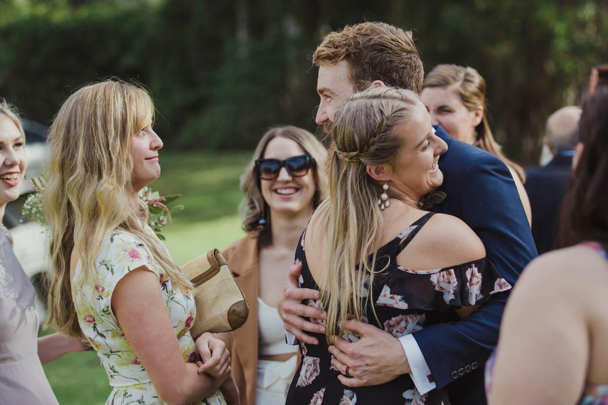 Noosa Candid Wedding Destination Elopement Photographer - Sunshine Coast, Brisbane, Australian