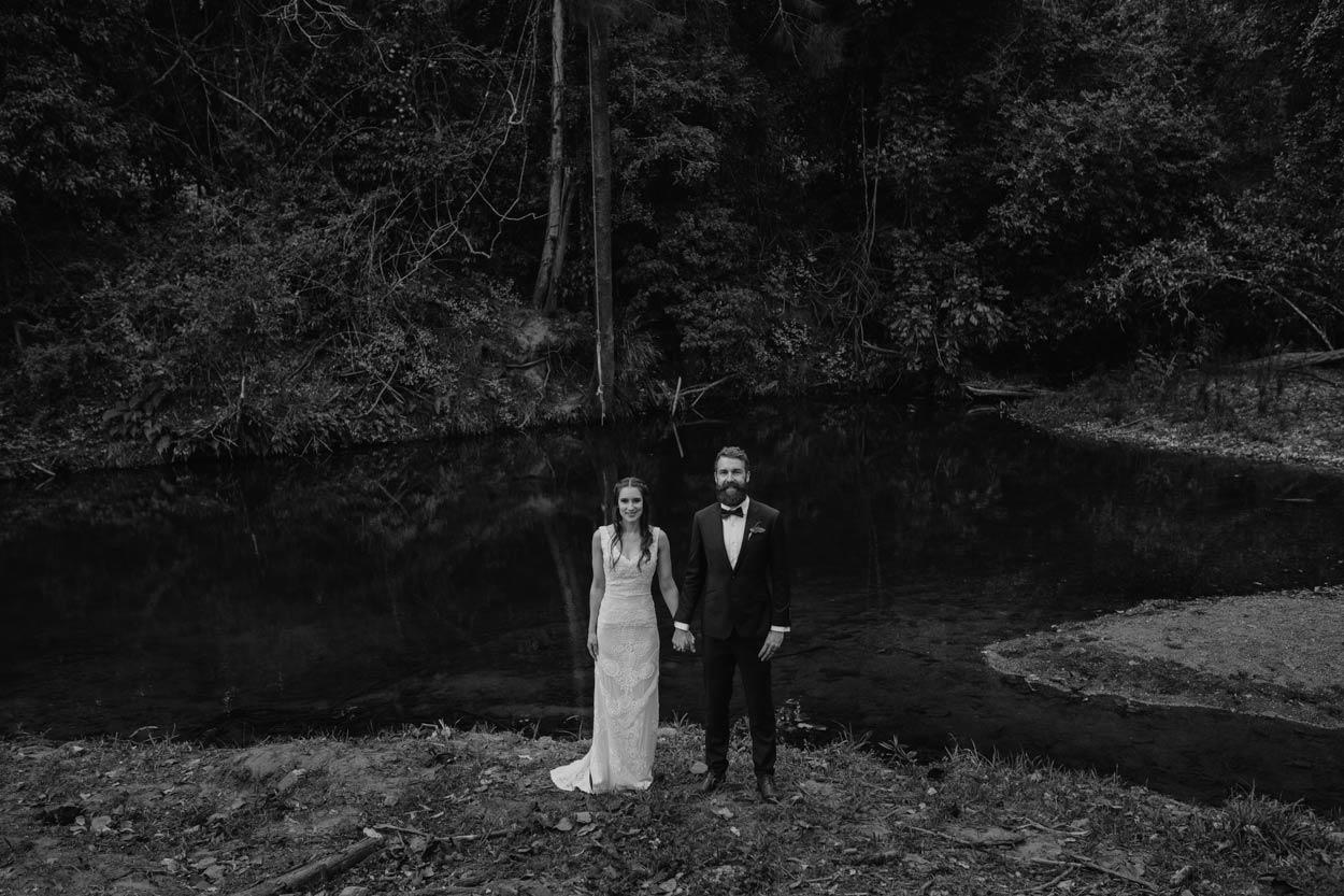 Sunshine Coast, Queensland Destination Portrait Photographer - Maleny, Montville, Australian Wedding Photos