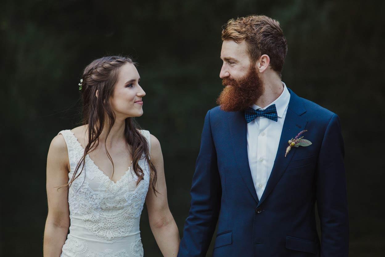 Sunshine Coast, Queensland Destination Portrait Photographer - Maleny, Noosa, Australian Wedding Photos