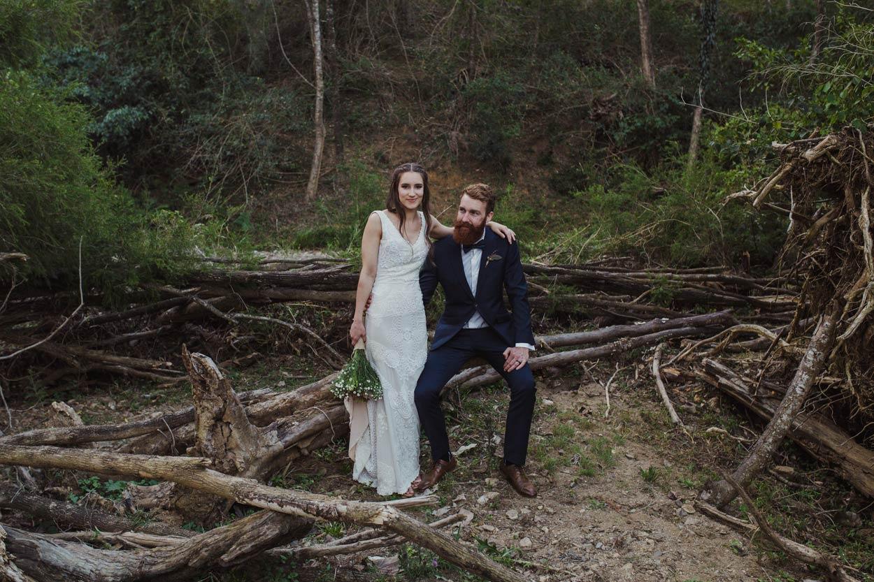 Candid Noosa & Bangalow Destination Wedding Photos - Brisbane, Sunshine Coast, Australian Photographer