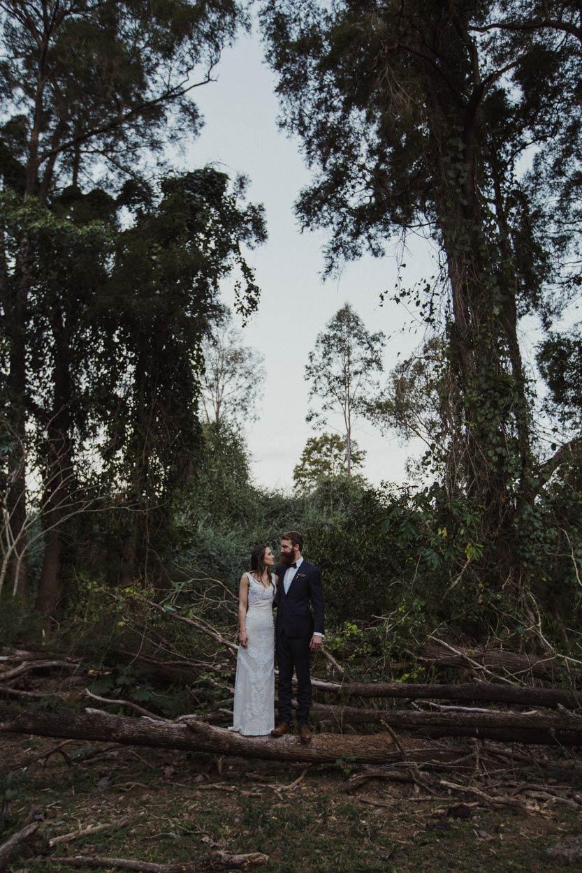 Yandina, Sunshine Coast Pre Wedding Photographers - Brisbane, Australian Elopement Photos