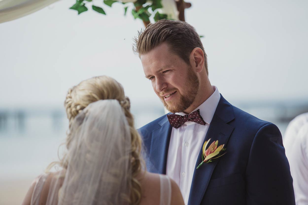 Perfect Fraser Island Destination Wedding Photographer - Sunshine Coast, Brisbane, Australian Packages