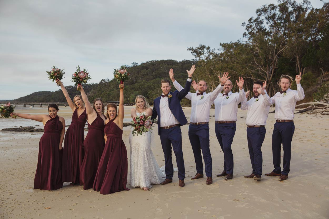 Noosa Candid Moments Wedding Photographers - Brisbane, Sunshine Coast, Australian Destination