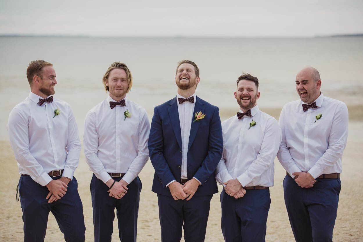 Noosa Heads Candid Moments Wedding Photographer - Brisbane, Sunshine Coast, Australian Destination