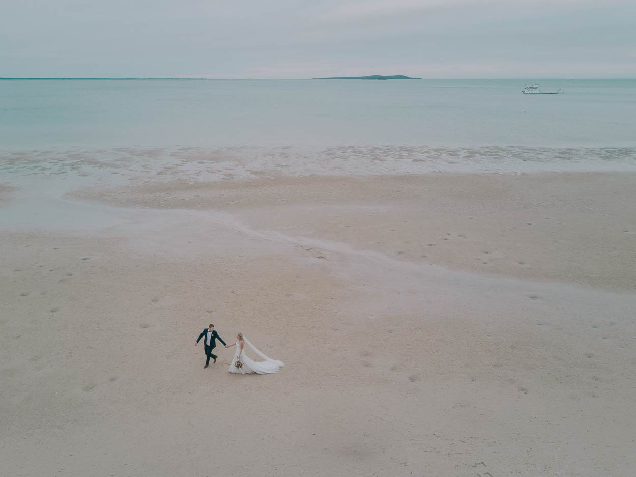 Stunning Sunshine Coast Hinterland Wedding Drone Photographer, Noosa Beach - Brisbane, Australian