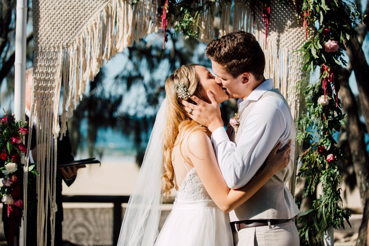 Noosa Pre Destination Wedding Photographer - Natural Queensland, Sunshine Coast, Australian Packages