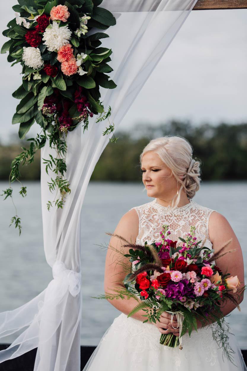 Luxury Noosa Beach Destination Wedding - Sunshine Coast, Brisbane, Australian Elopement Photographers