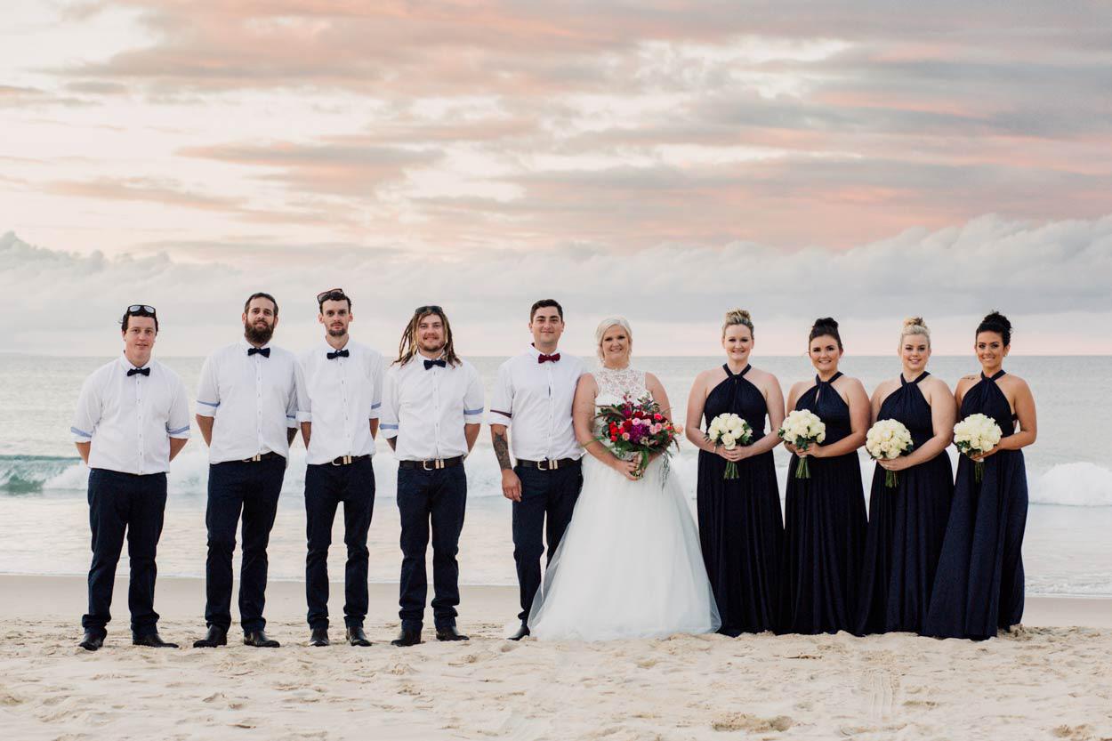 Amazing Noosa Beach Destination Wedding, Queensland - Brisbane, Sunshine Coast, Australian Photographer
