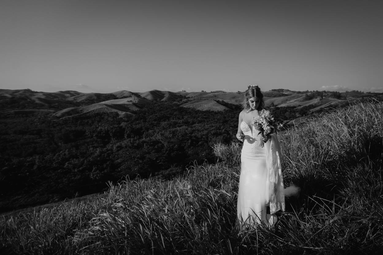Magic Fiji Destination Wedding Photographer Dress Photos - Brisbane, Sunshine Coast, Australian