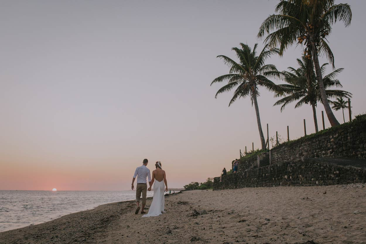 Candid Noosa Heads, Sunshine Coast Wedding - Brisbane, Queensland, Australian Destination Elopement