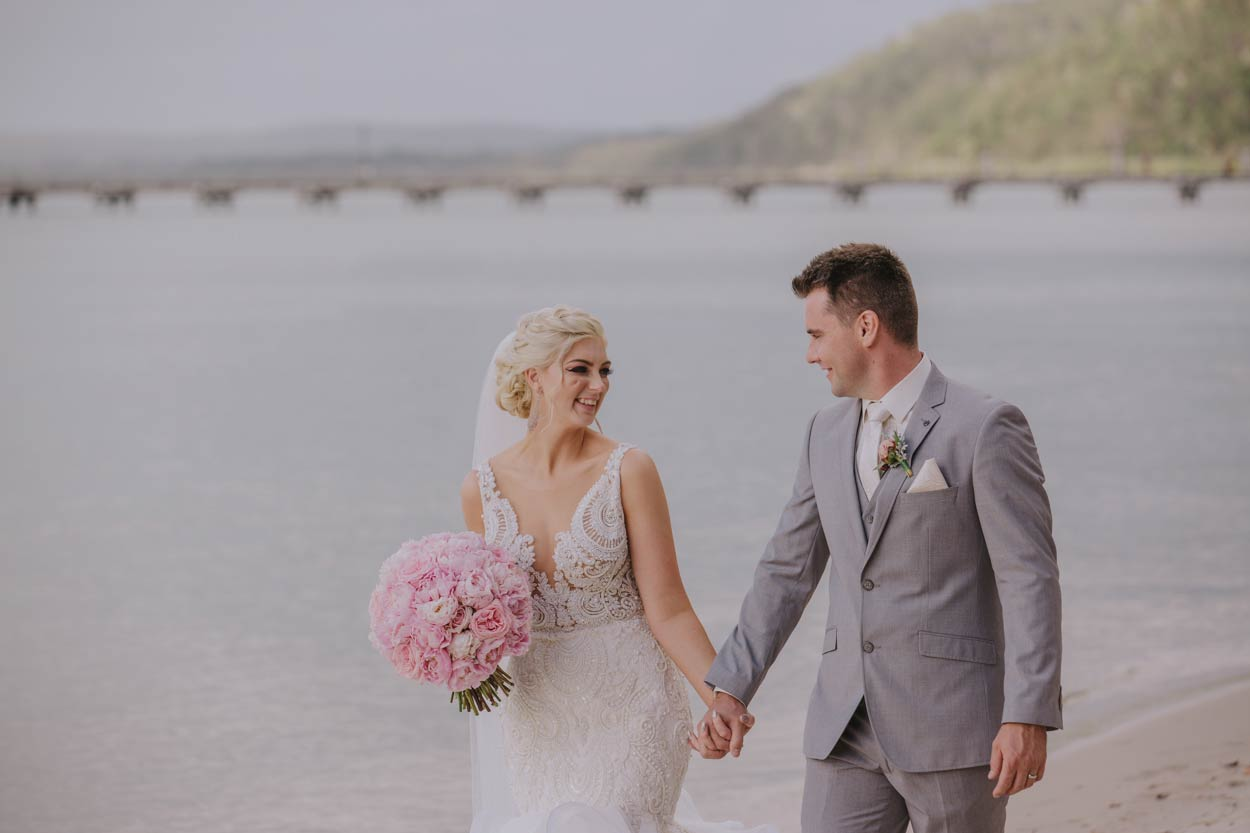 Fraser Island Pre Destination Wedding Photographers - Sunshine Coast, Queensland, Australian Packages