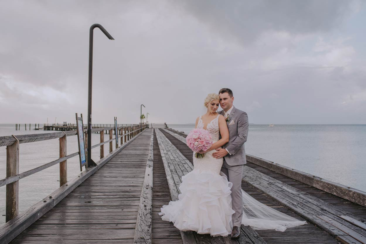 Modern Fraser Island Destination Wedding Photographers - Sunshine Coast, Brisbane, Australian Photos