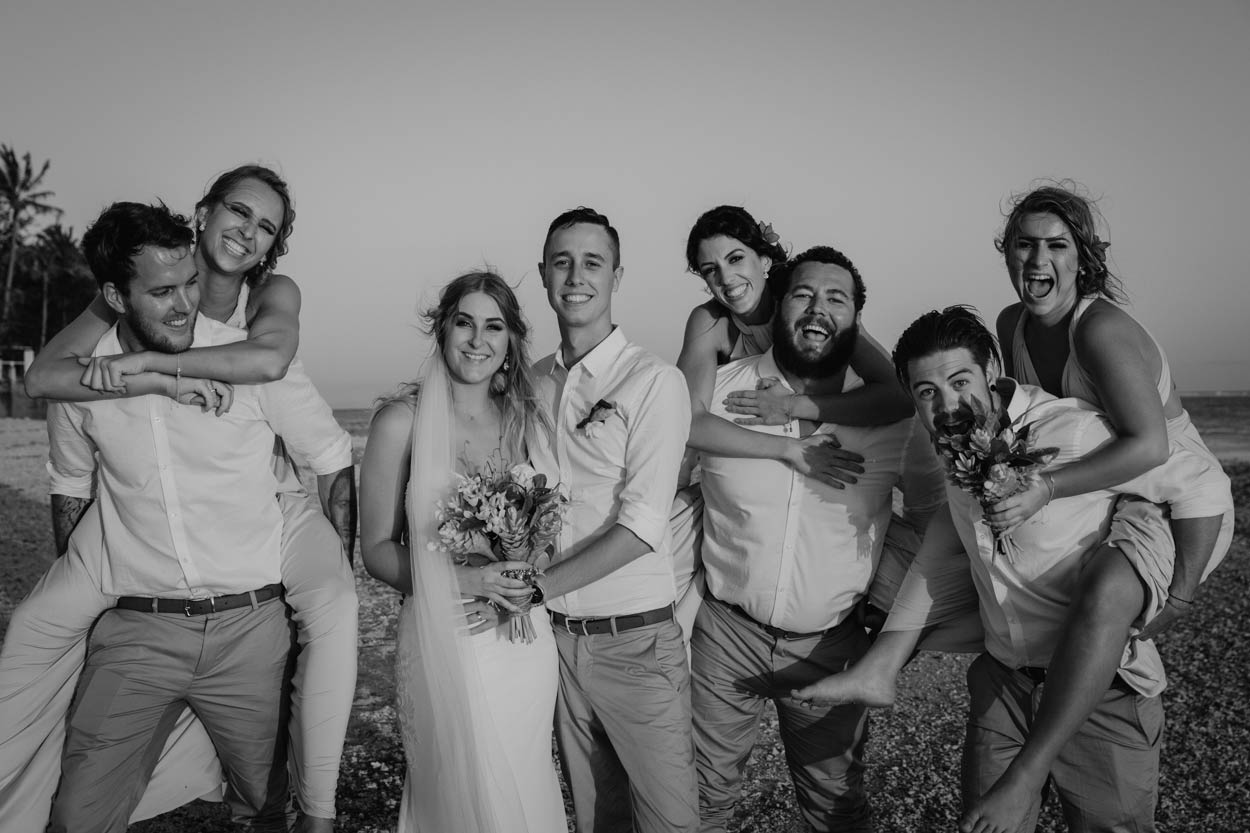 Candid Noosa & Bangalow Pre Destination Wedding Photographers - Queensland, Australian Drone Photos