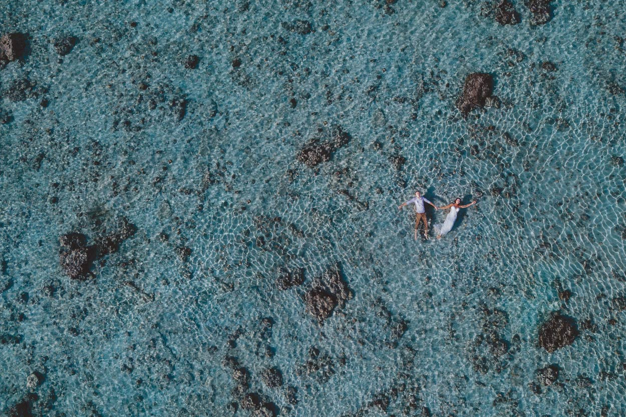 Noosa & Mooloolaba Destination Drone Wedding Photographer - Sunshine Coast, Queensland, Australian