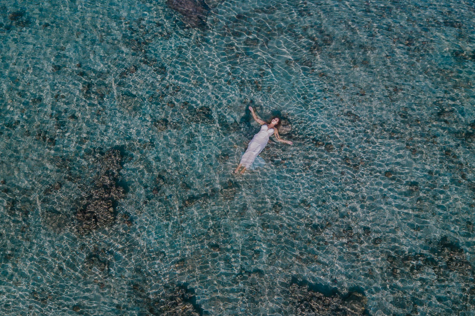 Best Fiji & Noosa Drone Destination Wedding Photographer - Sunshine Coast, Queensland, Australian