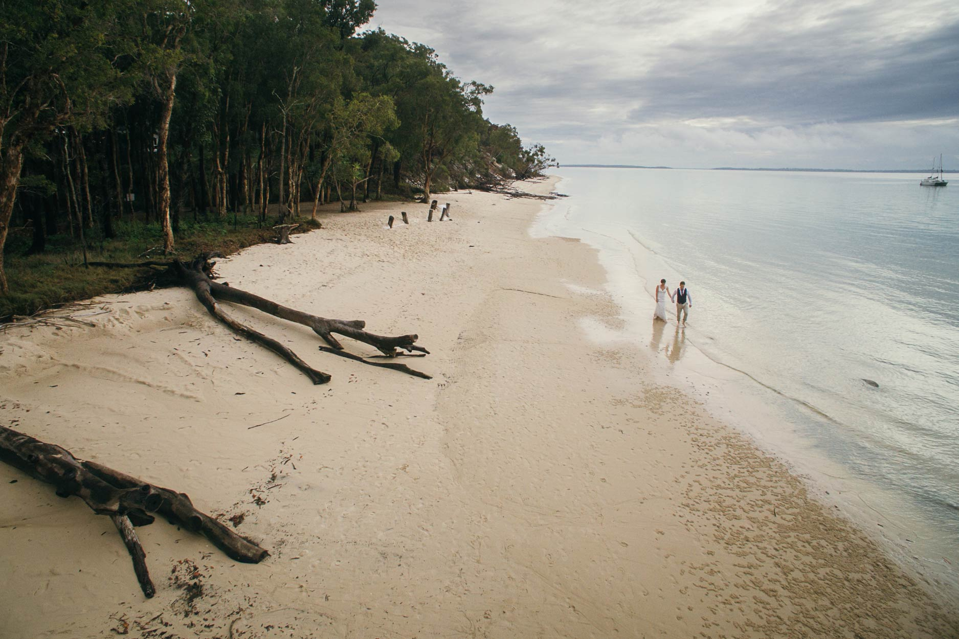 Best Noosa to Montville, Sunshine Coast Wedding - Top Queensland, Australian Destination Photographer