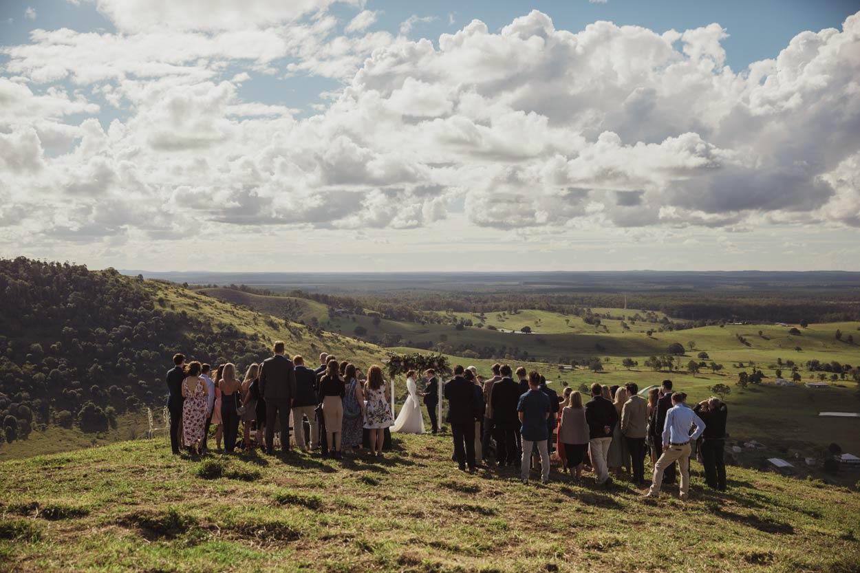 Maleny & Montville Destination Eco Wedding Photographer - Top Sunshine Coast, Queensland, Australian