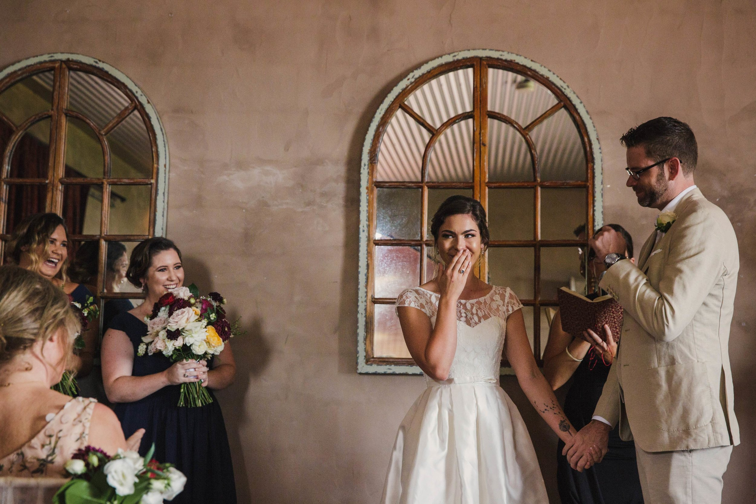 Flaxton Gardens Moments Wedding Photographer - Sunshine Coast, Queensland, Australian Destination