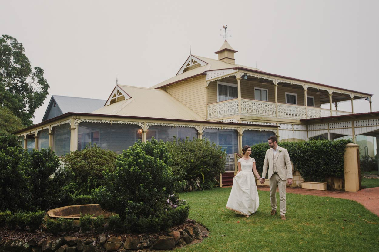 Flaxton Gardens, Sunshine Coast Eco Wedding Photographer - Queensland, Australian Elopement Pics