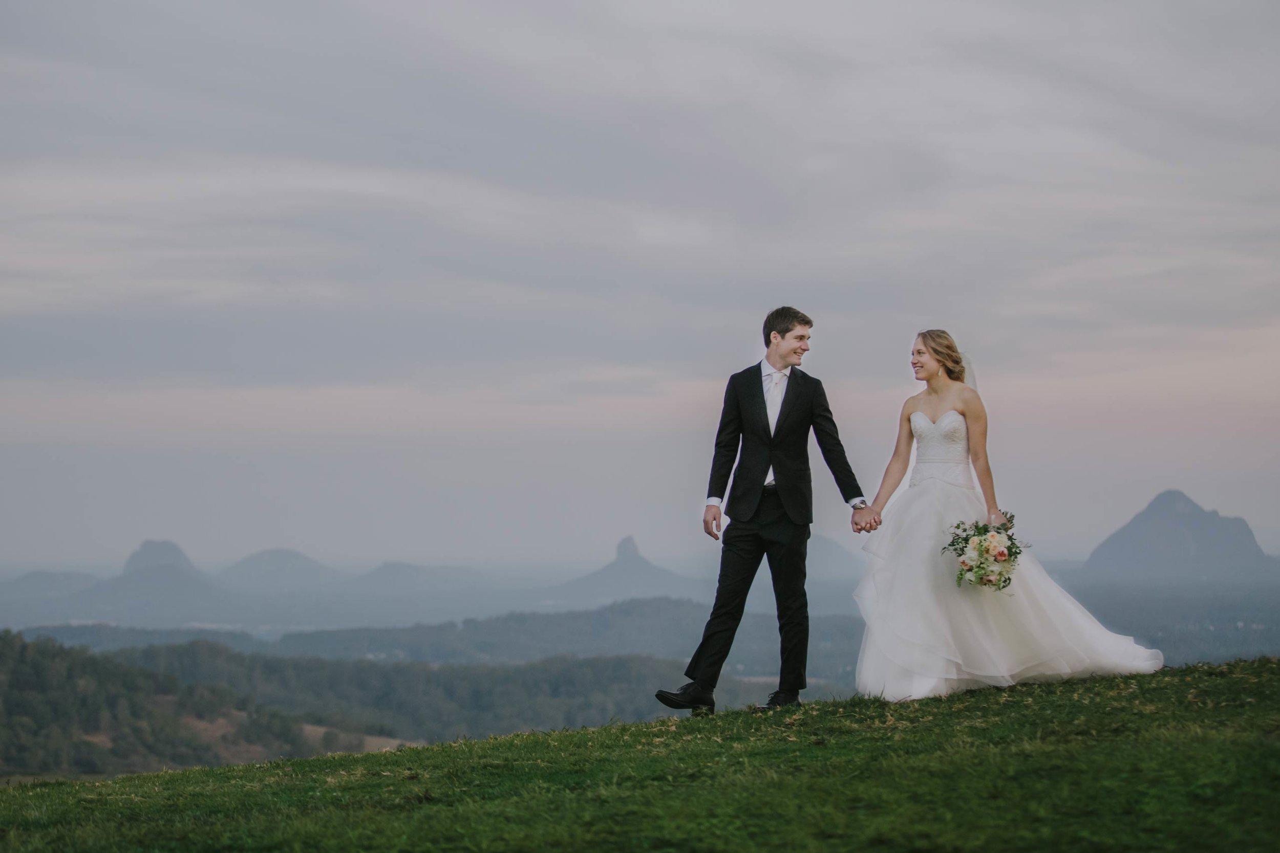 Maleny Retreat Destination Wedding Photographer - Top Sunshine Coast, Queensland, Australian Blog