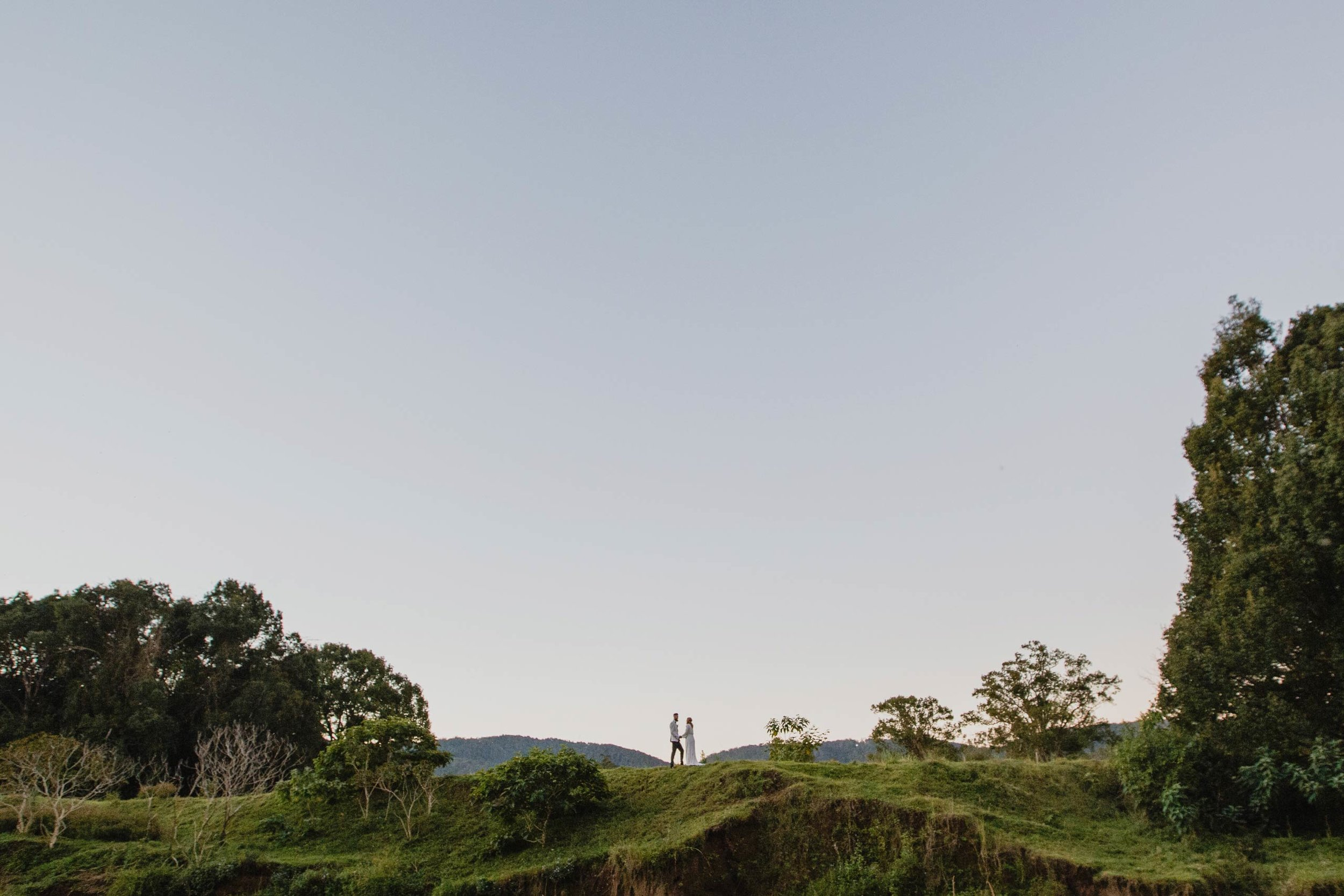 Maleny & Mapleton Destination Wedding Photographer - Top Sunshine Coast, Queensland, Australian Drone Wedding Photos