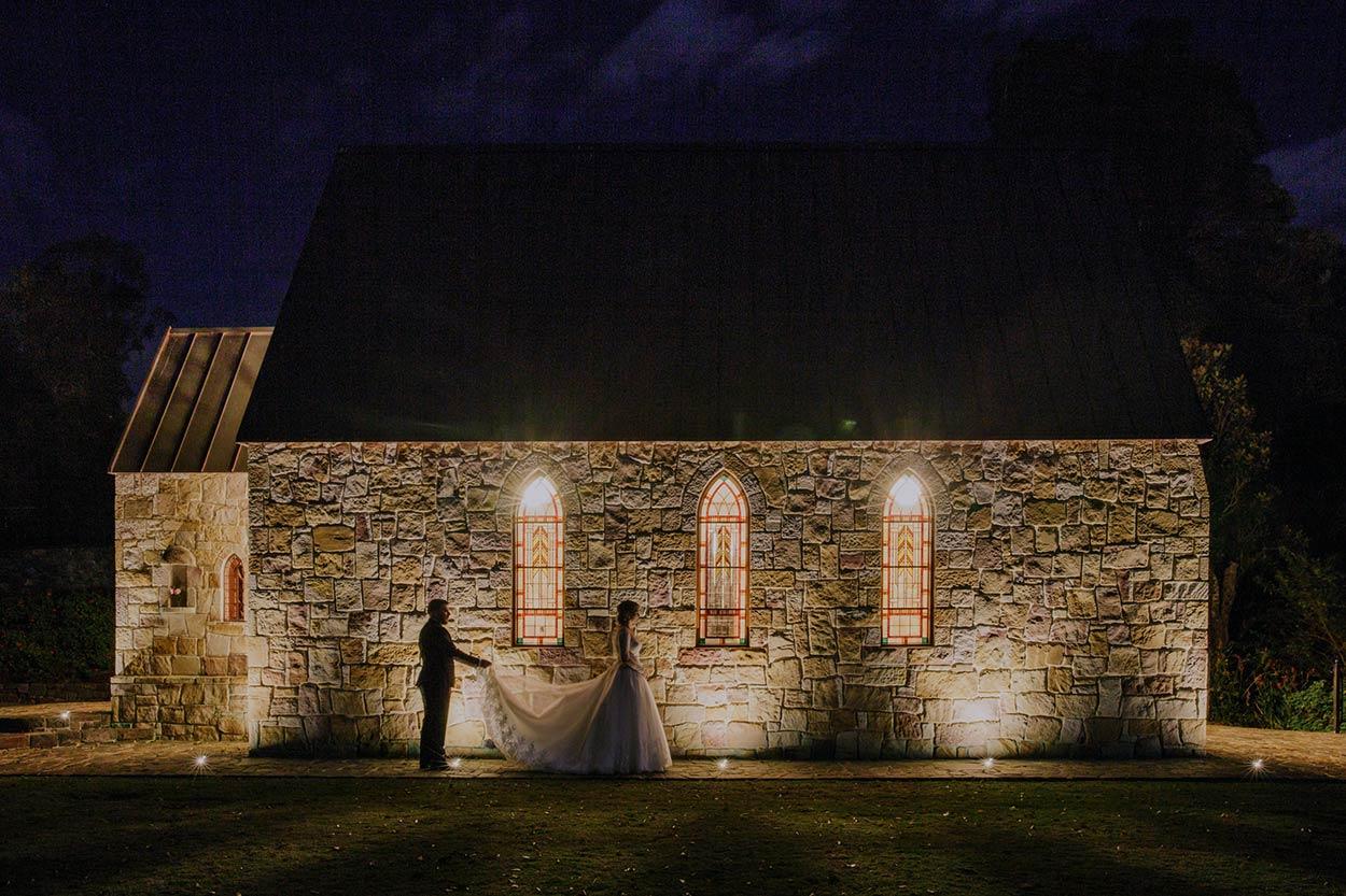 Montville Chapel to Maleny Destination Wedding Photographer - Top Sunshine Coast, Queensland, Australian