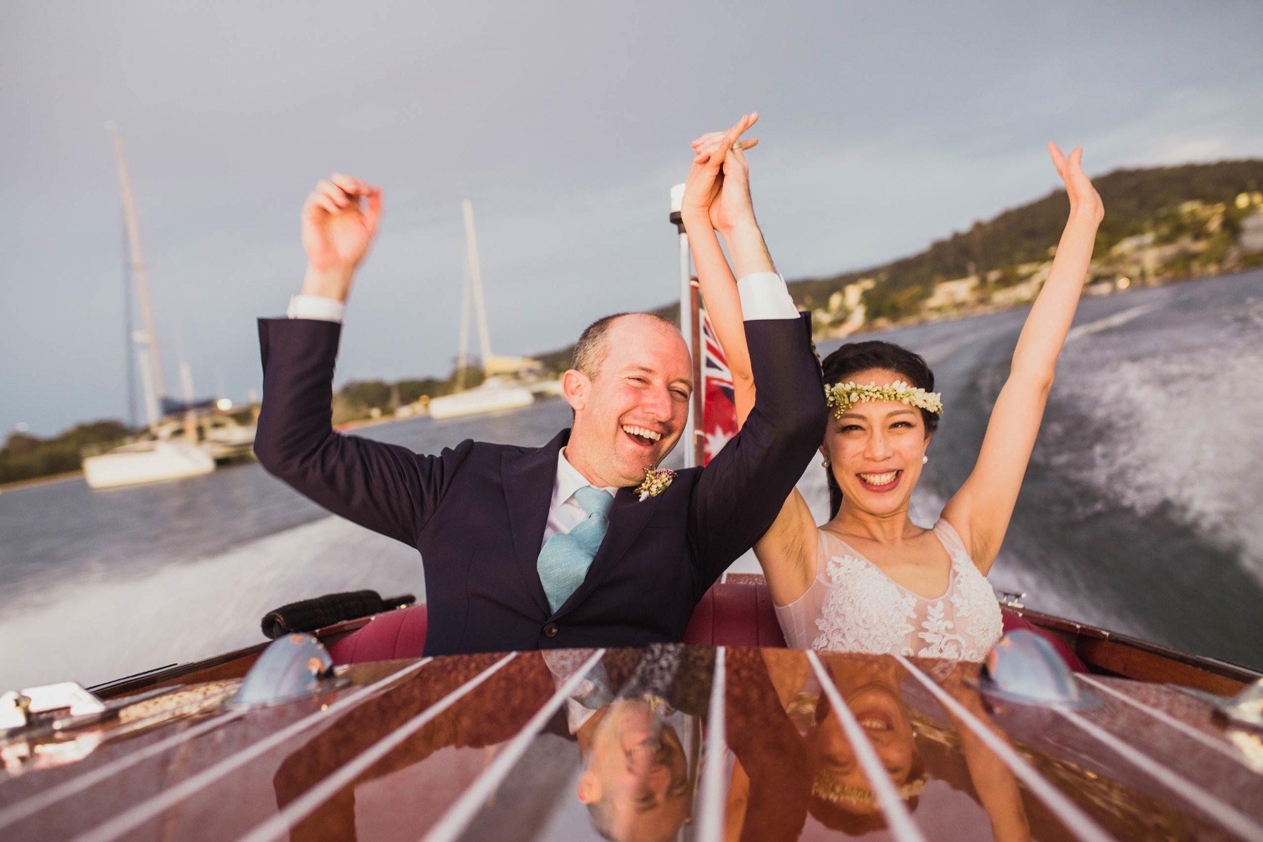 Noosa River To Caloundra Beach Destination Wedding - Top Sunshine Coast, Queensland, Australian Blog Photos