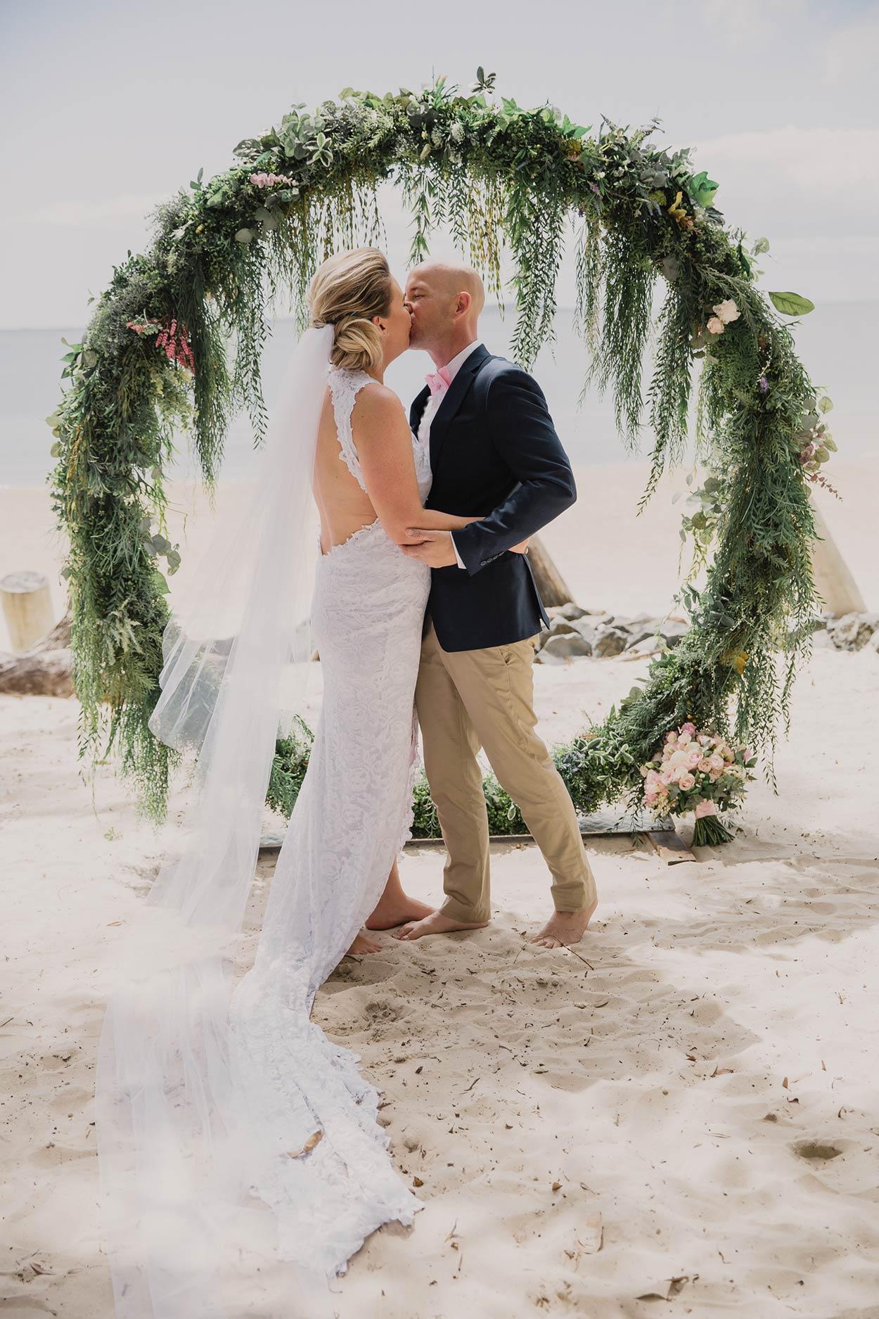 Noosa to Fraser Island & Hervey Bay Destination Wedding - Sunshine Coast, Queensland, Australian Photographers