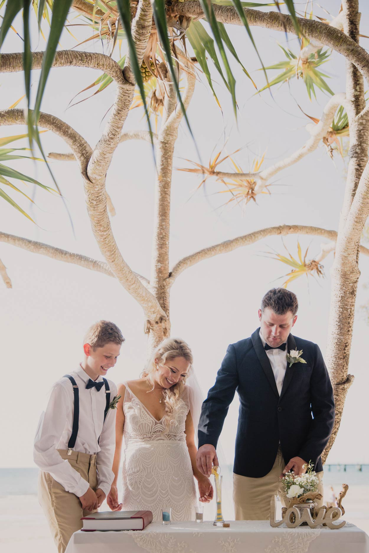Best Noosa & Caloundra Destination Wedding Drone - Sunshine Coast, Queensland, Australian Photographer Pics