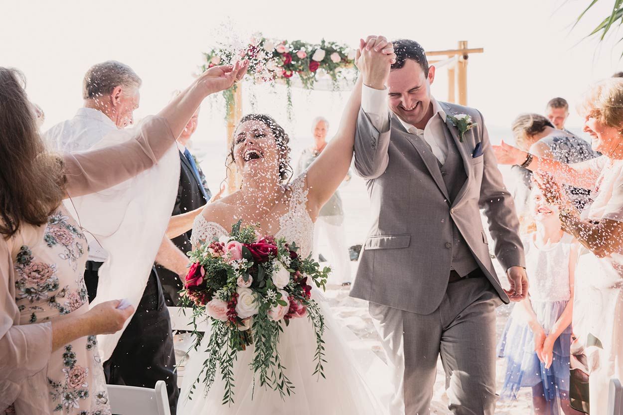 Mooloolaba to Noosa Destination Wedding Blog Photos - Award Winning Sunshine Coast, Queensland, Australian Packages