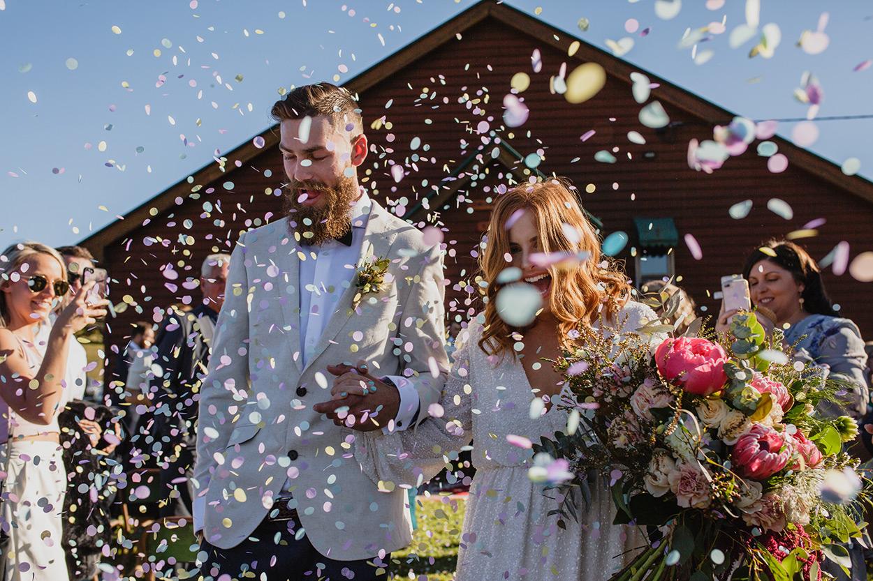 Cooroy & Noosa Destination Wedding Photographers - Sunshine Coast, Queensland, Australian Blog Confetti Photos