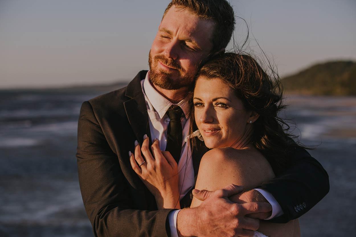 Best Maleny & Noosa Drone Destination Wedding Photographer - Sunshine Coast, Queensland, Australian Eco Engagement Photos