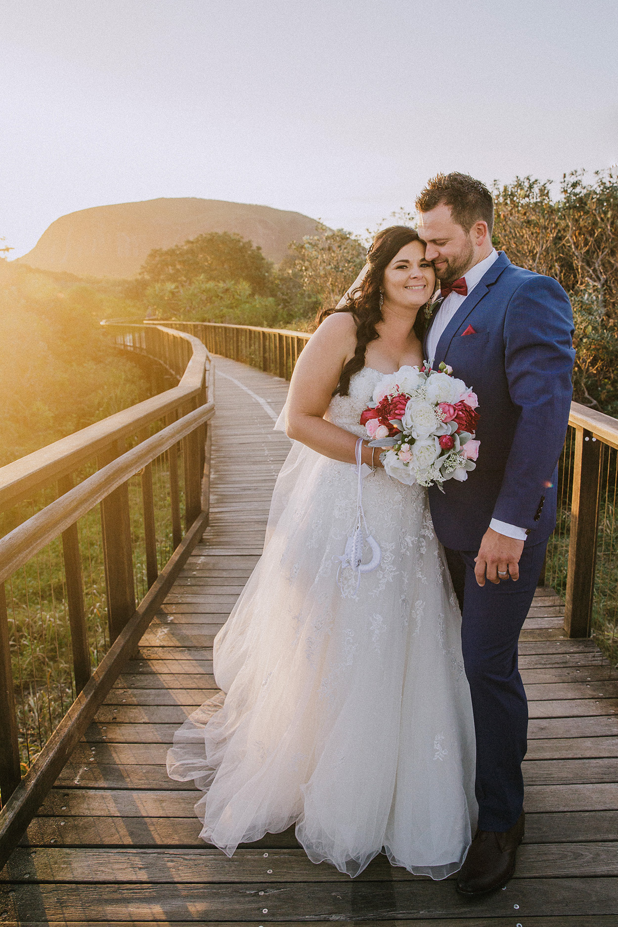 Candid Surfair, Marcoola Bridal Portraits, Sunshine Coast - Mount Coolum, Queensland, Australian Destination Photographer
