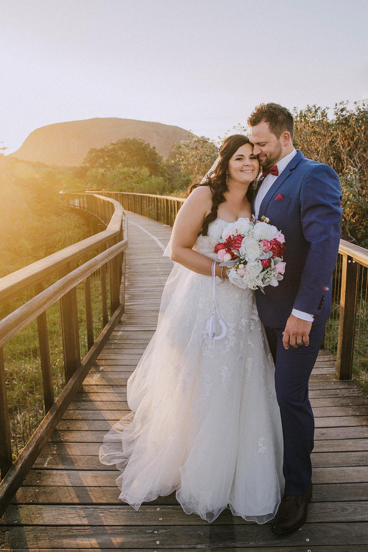 Candid Surfair, Marcoola Bridal Portraits, Sunshine Coast - Mount Coolum, Queensland, Australian Destination Photographer