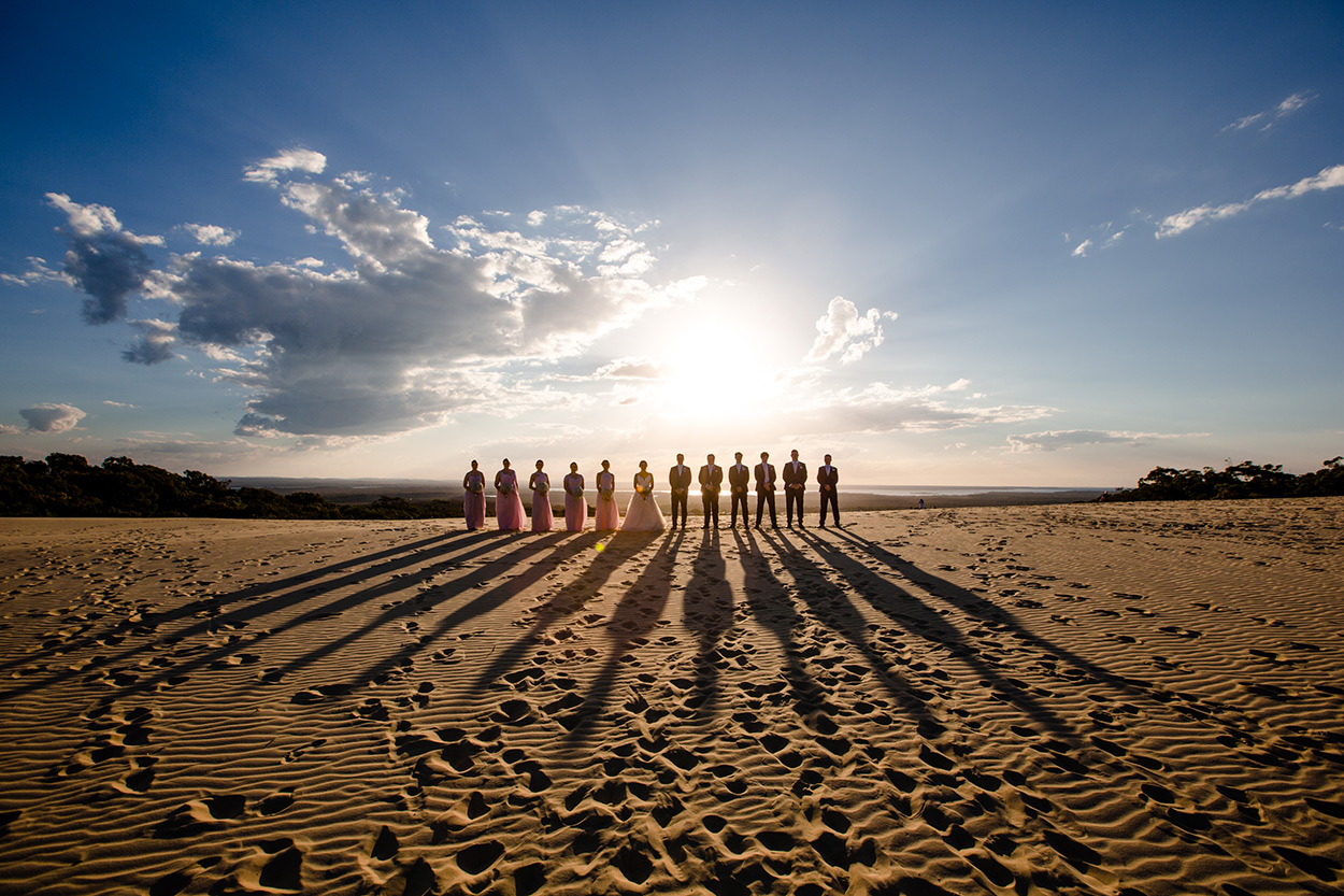 Best Rainbow Beach Natural Destination Wedding Photographers - Sunshine Coast, Queensland, Australian Blog Photos