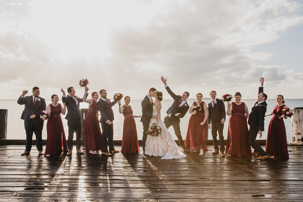 Stunning Fraser Island Beach Wedding Photographer, Noosa - Sunshine Coast, Queensland, Australian Blog Photography