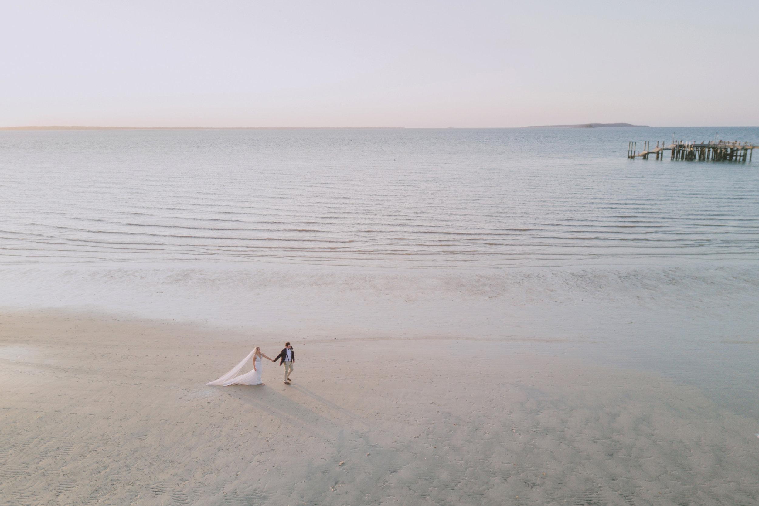Top 50 Pre Destination Wedding Photographer, Noosa Heads - Sunshine Coast, Queensland, Australian Drone Photos