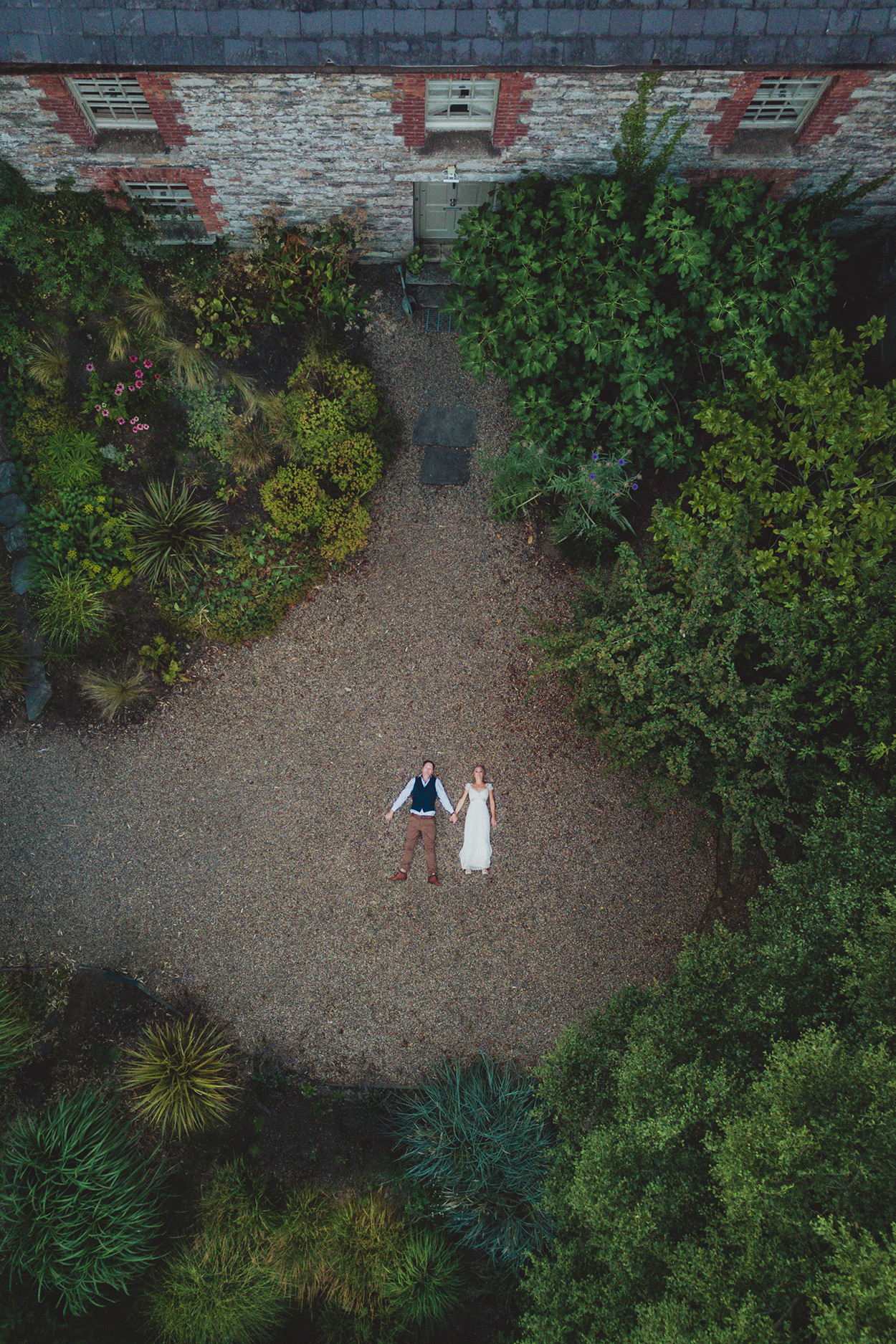 Maleny to Ireland Destination Wedding Photographer - Sunshine Coast, Queensland, Australian Drone Blog Photography