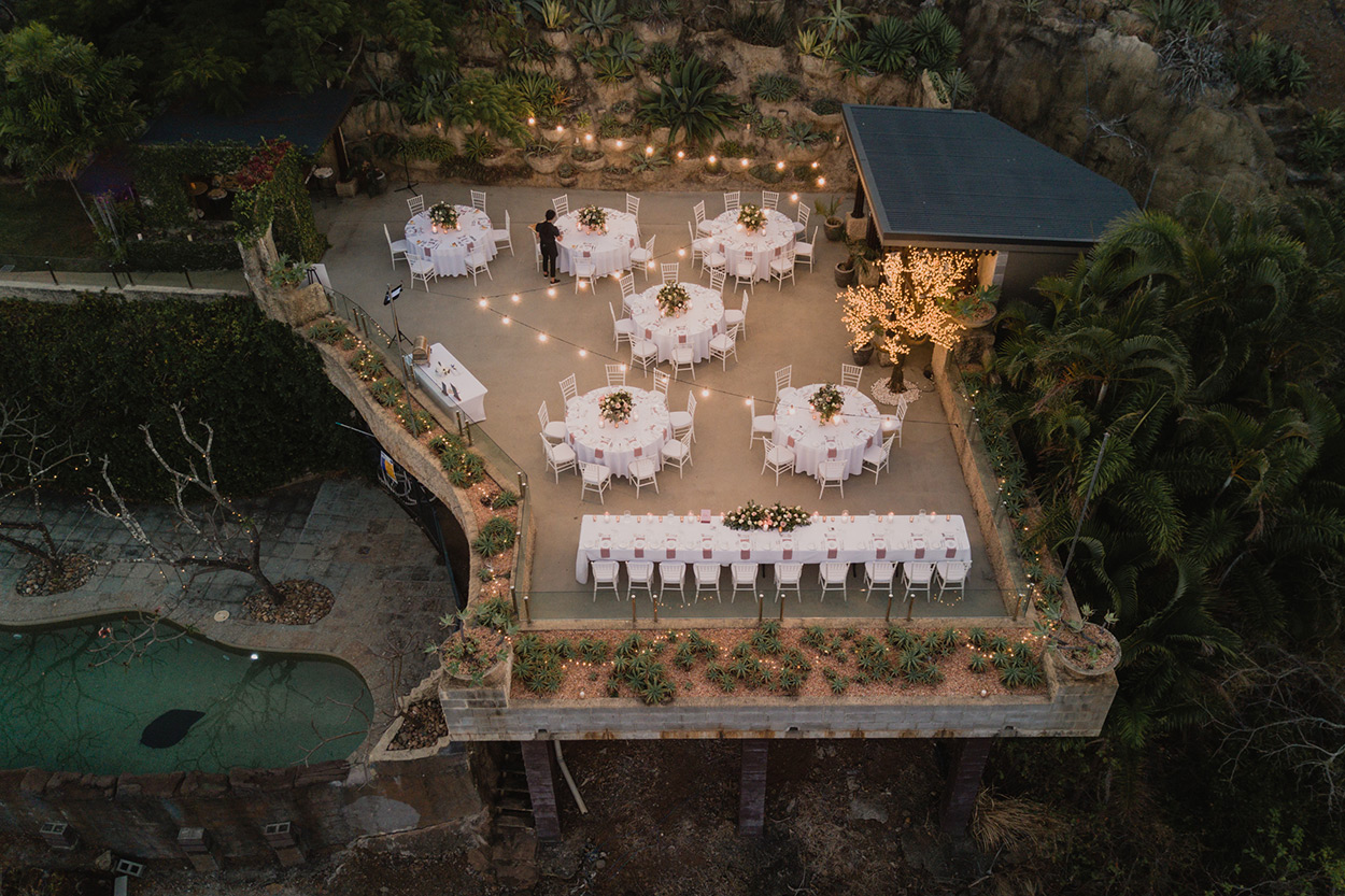 Amazing Noosa & Villa Botanica, Airlie Beach Drone Destination Wedding, Queensland - Sunshine Coast, Australian Photographer