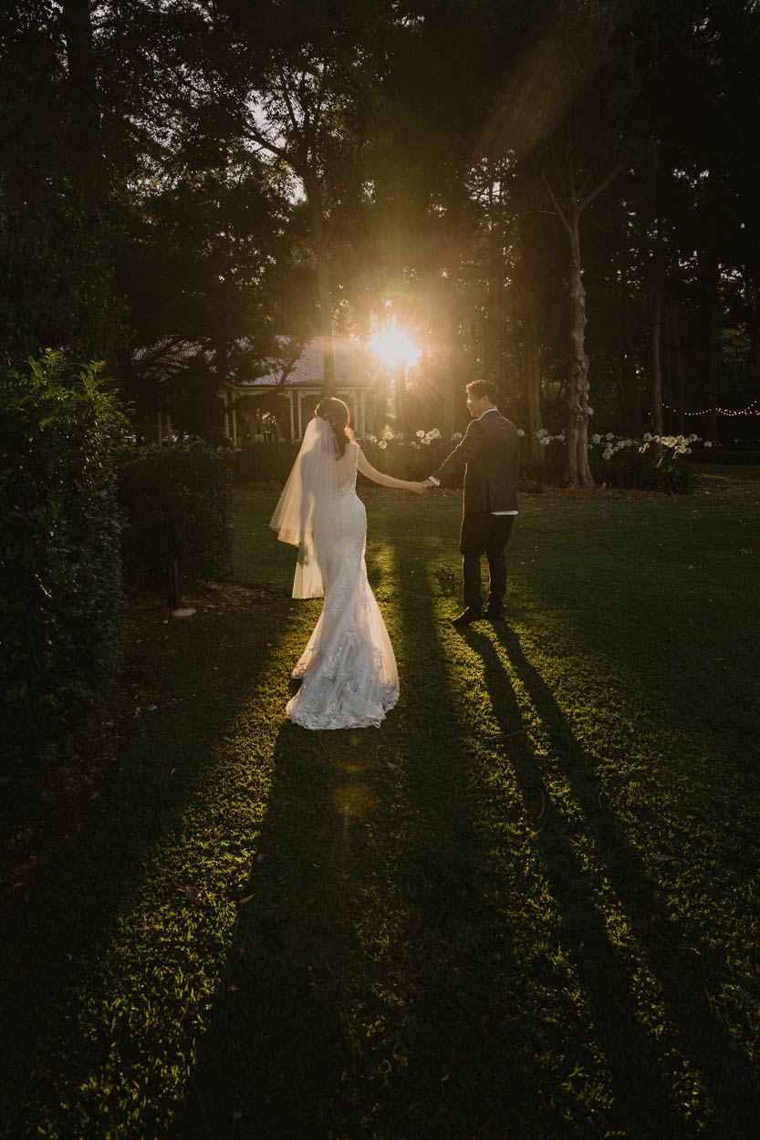 Candid Flaxton Gardens Destination Wedding Eco Photos - Sunshine Coast, Queensland, Australian Photographer Blog