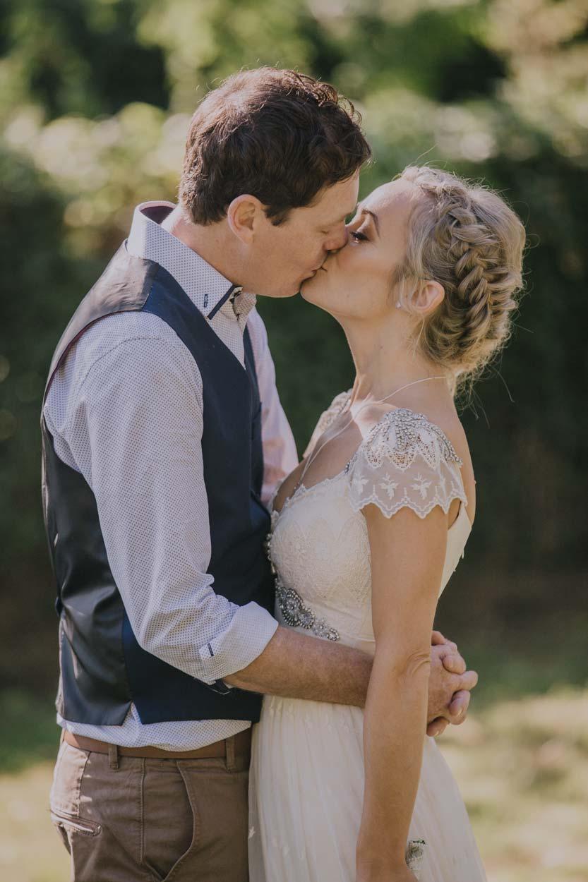 Candid Flaxton Gardens Destination Wedding Eco Photos - Sunshine Coast, Queensland, Australian Photographer Blog