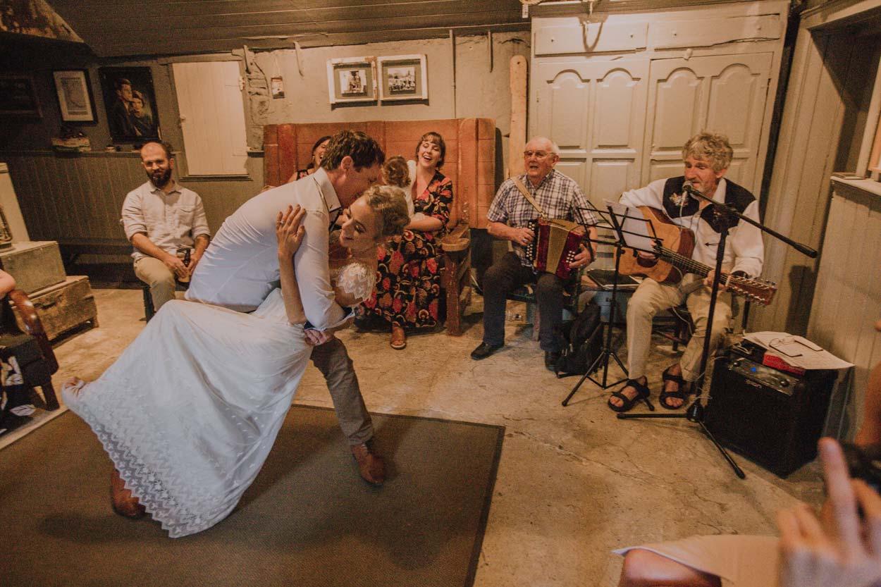 Candid Noosa, Sunshine Coast Wedding First Dance - Queensland, Australian Destination Blog Elopement Photographer