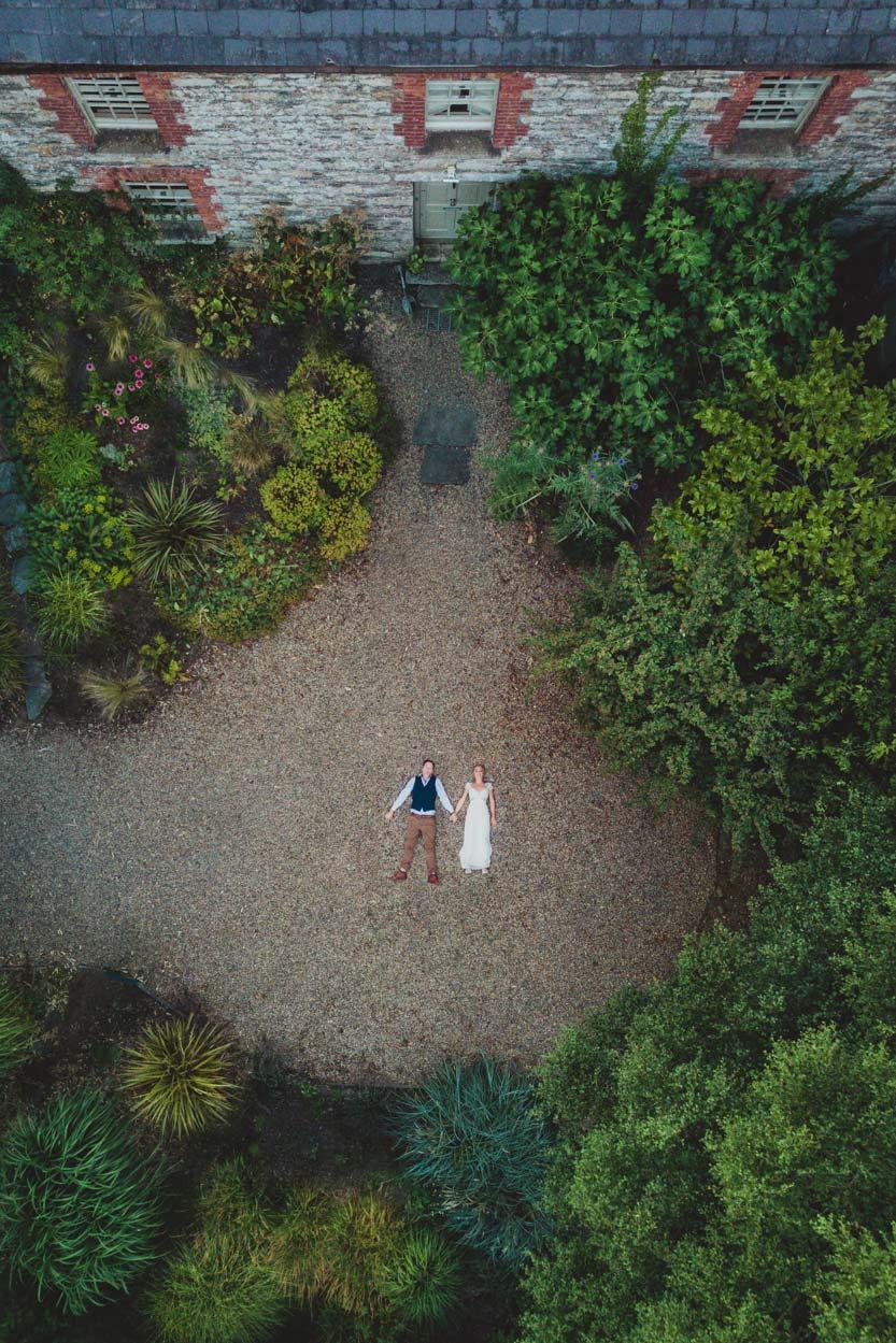 Creative Maleny Pre Destination Wedding Photographers - Sunshine Coast, Queensland, Australian Drone Elopement
