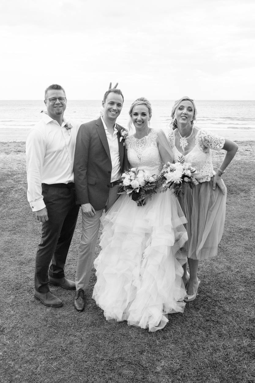 Candid Noosa & Point Cartwright Destination Wedding Photographer - Best Queensland, Australian Photos